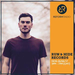 Run & Hide Records 26th June 2017