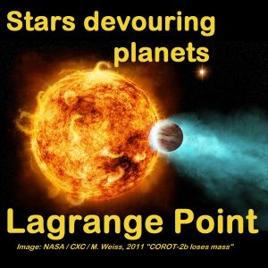 Episode 201 - Stars Devouring Planets, Eternal ice on Ceres and sci fi exo-planets