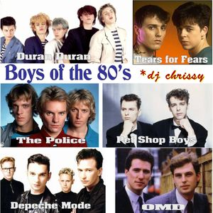 Boys of the 80's