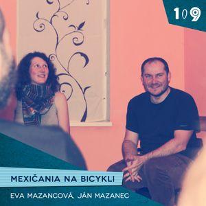 #109 Mexičania na bicykli
