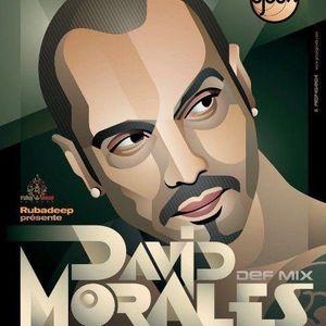 David Morales / Master Mix USA DIRIDIM SOUND MIX SHOW / Mi-House Radio /  Sun 6pm - 7pm / 13-06-2021