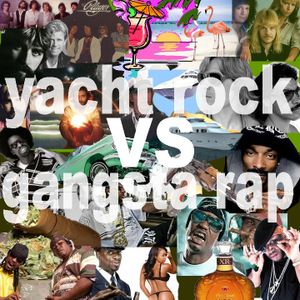 YACHT ROCH vs GANGSTA RAP