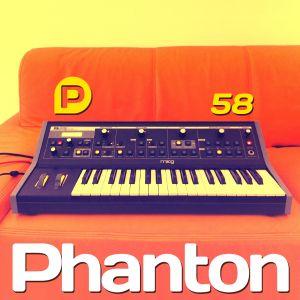 58. Phanton's Podcast September