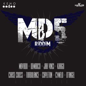"""Mr. Bruckshut - """"MP5 Riddim (2014) Mix"""""""