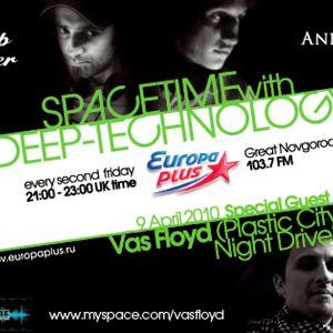 Spacetime V.4 Vas Floyd Guest Mix