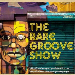 The Rare Groove Show June 2016