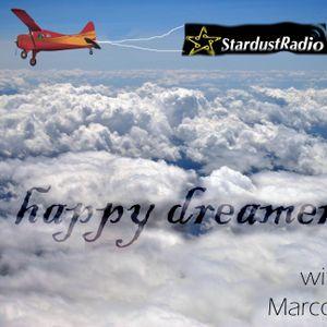 Happy Dreamer @ www.stardustradio.gr @ 21-09-2012