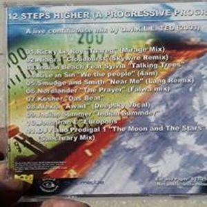 """DJ UNCLE TED """"12 STEPS HIGHER"""" (A PROGRESSIVE PROGRAM) LIVE 2001"""