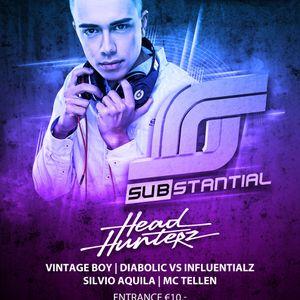 Vintage Boy - Substantial Promomix 05-05-2012