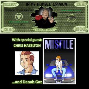 IMHO-2015-05-12, with Chris Hazelton and Danah Gaz