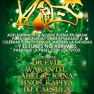 Hermanos Kapiya - Navidad en Masia - 22/12/12