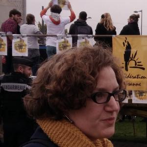 Marie Toussaint, eurodéputée EELV (Europe Ecologie Les Verts)