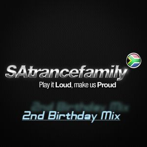 SAtrancefamily 2nd Birthday Mix