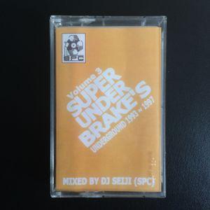 DJ SEIJI (SPC) S.U.B. Vol.3 (Mix Tape) Side.B