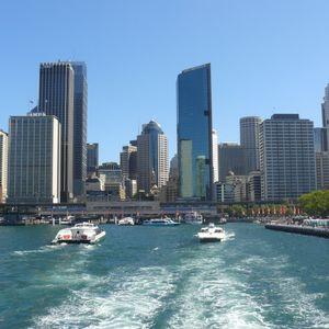 """Tricky's """"Journeys by DJ"""" 6: Sydney"""