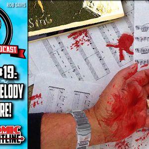 Airship 27 Podcast #19: Dead Man's Melody & Cape Noire!