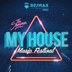2019 Edition - My House Music Festival DJ Mix Contest