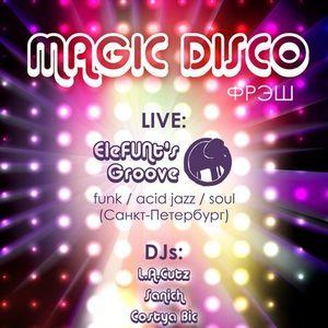 Magic Disco ФРЭШ live