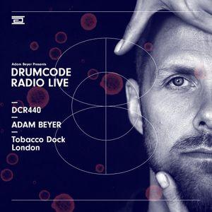 DCR440 – Drumcode Radio Live - Adam Beyer live from Tobacco Dock, London