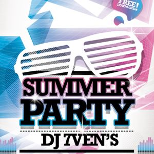 DJ 7ven's - Summer Party 2011