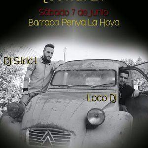 Sesion Promocional Remember 90- Peña La Hoya 2014- Loco Dj