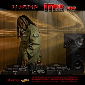 Music Monday 26 - DJ Bertrum