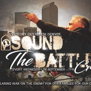 "Pastor Tom Vasquez: ""The Power Of Prayer In A Spiritual Battle"" (09.07.16)"
