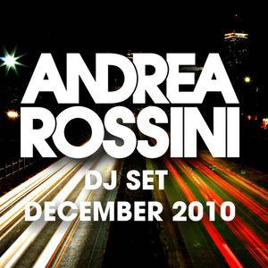 Andrea Rossini - Dj Set - 25/12/2010