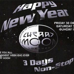 "Resident DJ Team (part 3) at ""Happy New Year"" @ Cherry Moon (Lokeren - Belgium) - 31 December 1994"