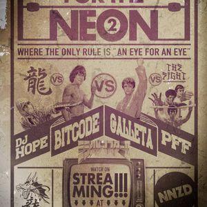 Battle For The Neon R.2 - A.1: Sr. Galleta