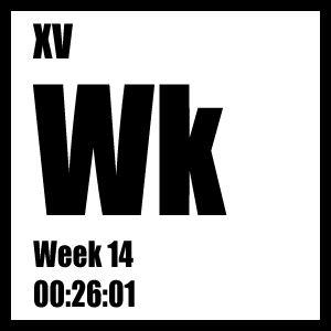 Week XV