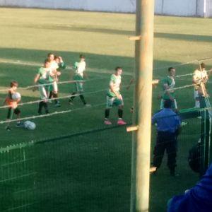 Ferroviario 0 vs San Martín Fsa 2. Relatos Alejandro Arguello y Comentarios Ana Julia González