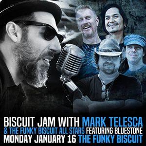 Bluestone - Biscuit Jam - The Funky Biscuit - Boca Raton, FL - 2017-1-16