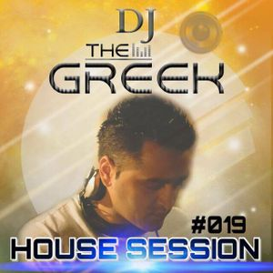 DJ-THE GREEK @ HOUSE SESSION #019