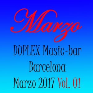 Dj IXMATRIX, DUPLEX Music-bar, Barcelona, Marzo 2017-Vol 01