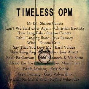 Timeless OPM Collection Volume 2