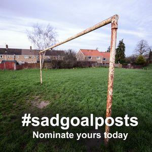 Abby Barnard from Harrod UK - Saddest Goal Post