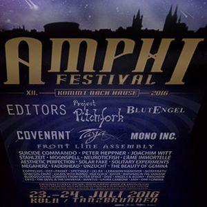 Amphi Festival (The Mix Parte 3)