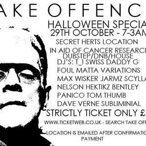 Take Offence Promo Mix