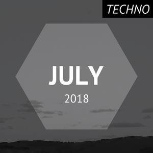 Simonic - July 2018 Techno Mix