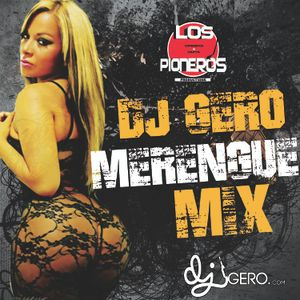 Dj Gero Merengue Mix 11-2020
