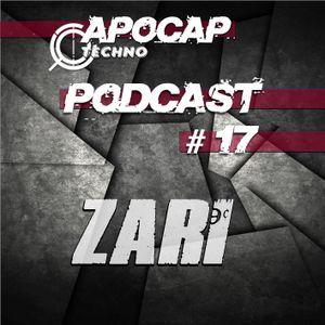 Apocap Podcast # 18 - with Zari
