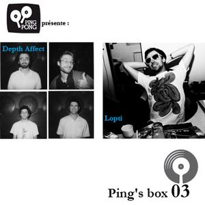 Ping's box #3 part I - Depht Affect