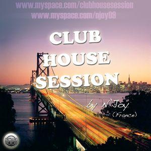 N'Joy - Guest Mix @Club House Session 530 (February 2010)