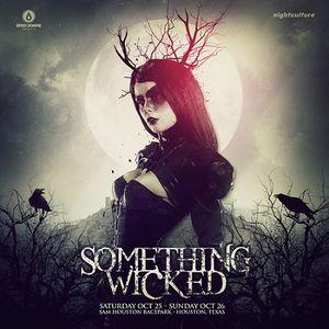 Tony Junior  - Live At Something Wicked Festival (Houston, Texas) - 25-Oct-2014