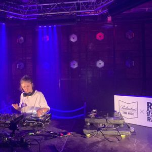 Abelle @ RLR x True Music stage at Present Perfect Festival, St. Petersburg 07-27-2019