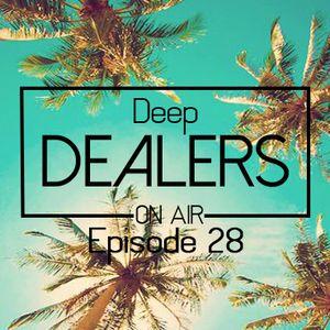 DEEP DEALERS -OnAir- @ La Casa de Nico Party | Episode28