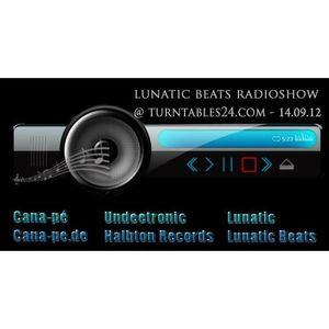 Undeetronic Live @ Lunatic Beats 14.09.2012