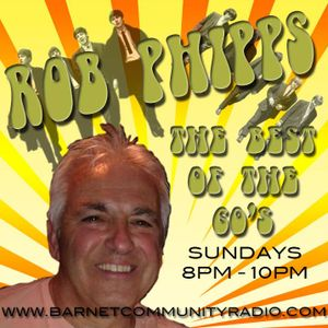 The Rob Phipps Radio Show 26/03/16