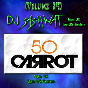 DJ Sashwat & 50 Carrot - Dank 'N' Dirty Dubz (Volume 34)